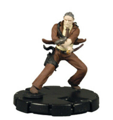 HorrorClix: Officer 13 [Figure with Card] Freakshow Miniatures HeroClix Compatib
