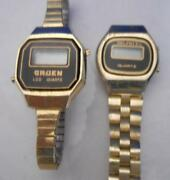 Vintage LCD Watch