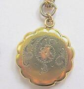 Victorian Gold Filled Locket