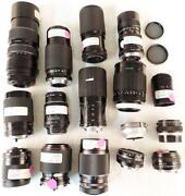 Canon Camera Lot