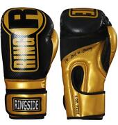 Gold Boxing Gloves