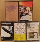 Led Zeppelin Music Cassettes