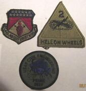 Armored Division Patch