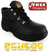 Steel Toe Cap Trainers Size 5
