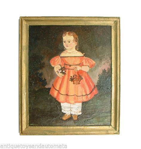 Dollhouse Miniature Painting