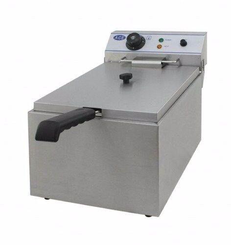 Chips Fryer 17L single - EN01 (oct)