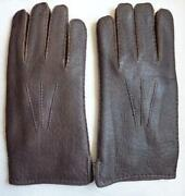 Peccary Gloves