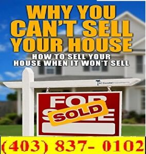 HAS YOUR LISTING EXPIRED, CAN'T SELL YOUR PROPERTY?