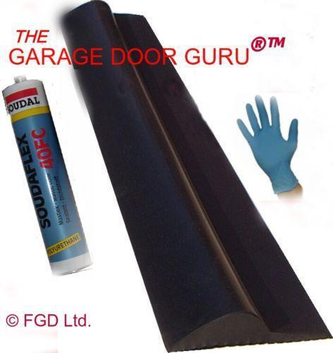 garage door seal ebay. Black Bedroom Furniture Sets. Home Design Ideas