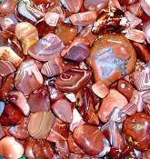 Polished Lake Superior Agates
