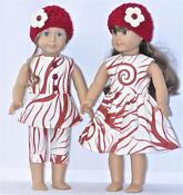 Matching Girl and Doll Clothes