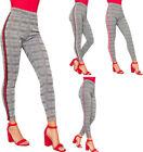 Black High Fashion Leggings for Women