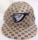 Gold 7 5/8 Size MLB Fan Cap, Hats
