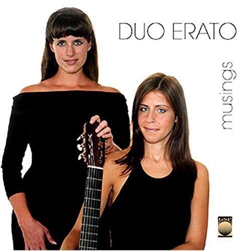 Duo Erato - Musings [New CD]
