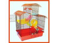 Belmont Hamster Cage Large Multi Level Mouse Gerbil