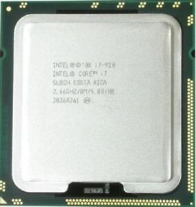 Intel i7 920 2.66 GHz LGA 1366