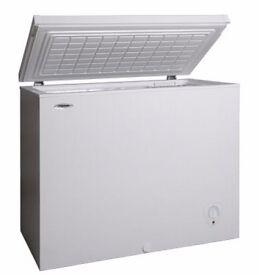 Fridgemaster chest freezer. Model MTCF724B. Measurements 82.3/94.7/56cm. As new.