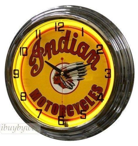indian motorcycle clock ebay old indian motorcycle logo vintage indian motorcycle tank emblem