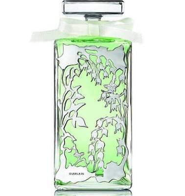 Guerlain 100ml Eau De Toilette - Muguet 2016 By Guerlain Eau De Toilette EDT 3.3 / 3.4 oz 100ml RARE NEW SEALED