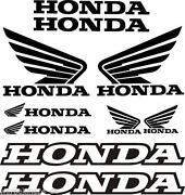 Honda Aufkleber