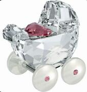 Swarovski Crystal Baby Carriage