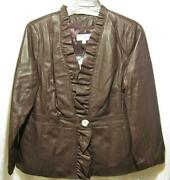 Bradley Bayou Leather Jacket