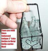 Old Coke Glasses