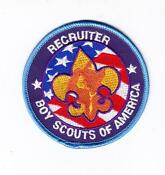 Boy Scouts of America Patches