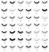 Human Hair Eyelashes