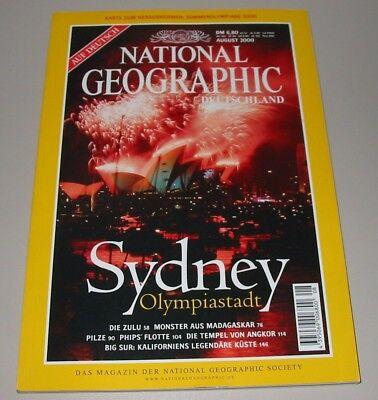 National Geographic Deutschland Sydney Olympiastadt Zulu Monster aus Madagaskar