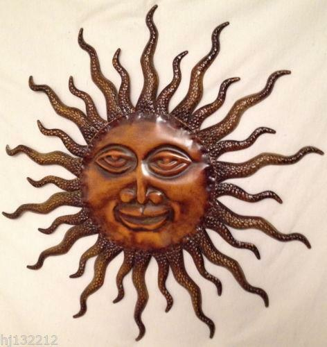 Sunburst Wall Decor Ebay