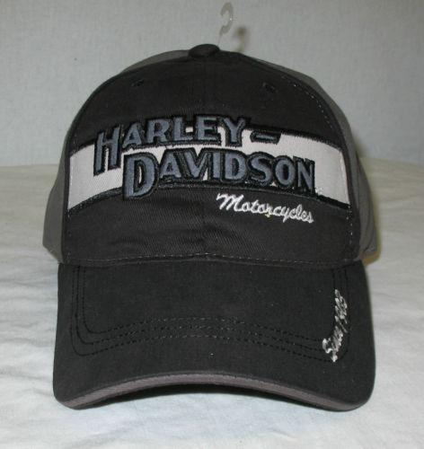 Harley Davidson Fitted Hats