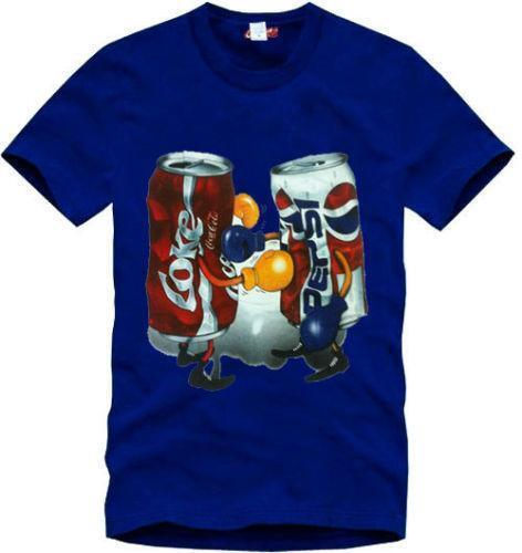 Pepsi shirt ebay for Chip and pepper t shirts