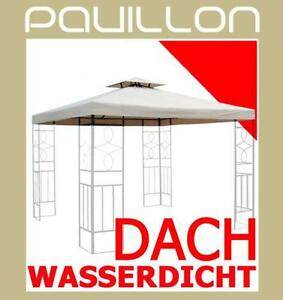 pavillon dach ebay. Black Bedroom Furniture Sets. Home Design Ideas