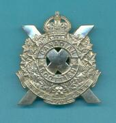 Scottish Army Cap Badges