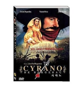 Cyrano de Bergerac (1990) New Sealed DVD Gerard Depardieu