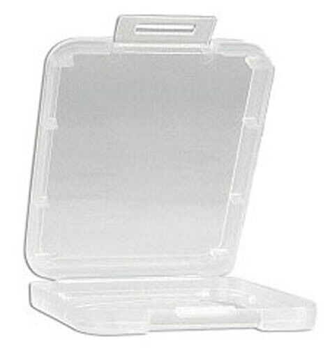 25x Plastic Carrying Case for CompactFlash Smart Media Cards CF SM - 25 Pieces