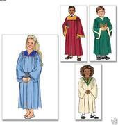 Childrens Choir Robes