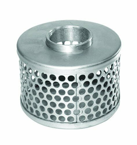 """New AMT C519-90 3"""" FNPT Standard Suction Strainer W/ ⅜"""" Openings"""
