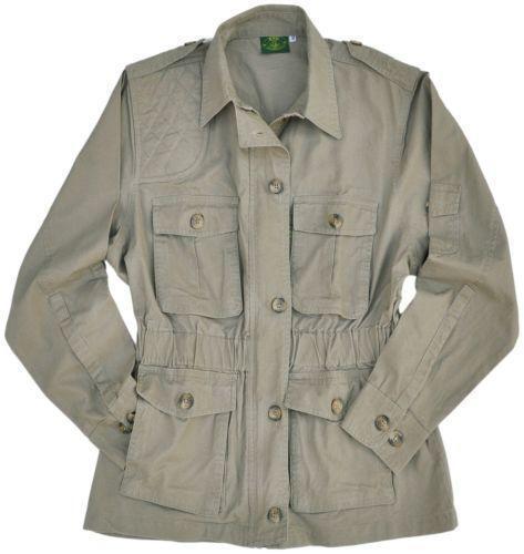 Safari Jacket Ebay