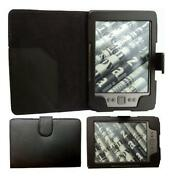 Kindle 4 Leather Case