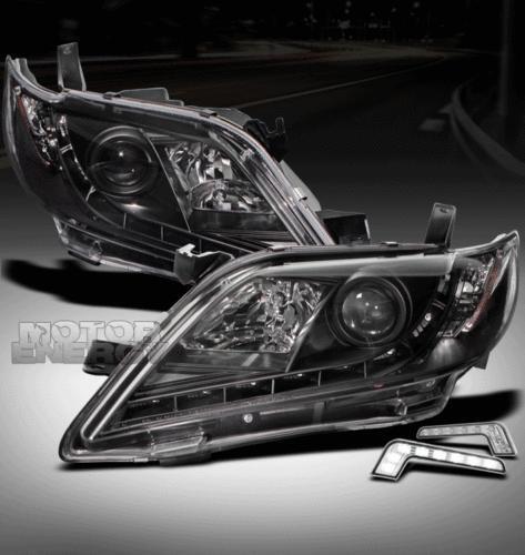 2008 toyota camry led headlights ebay. Black Bedroom Furniture Sets. Home Design Ideas