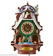 Hallmark Clock Ornament