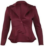 Ladies Jackets Size 18