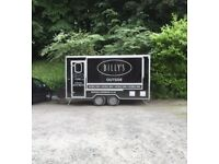 mobile bar/prosecco . trailer. business opportunity. catering/events