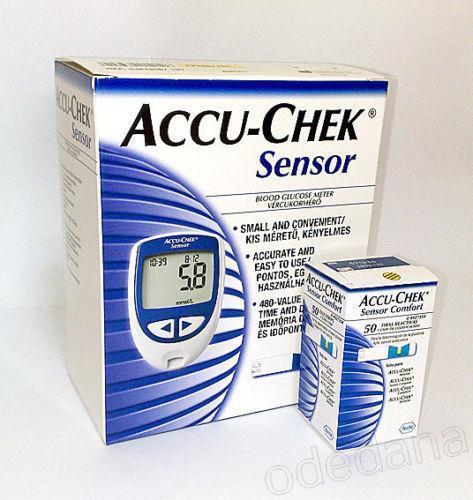 Accu Chek Sensor Comfort Ebay