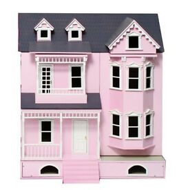 Large Luxury Dolls House - New in Box - RRP £129.99