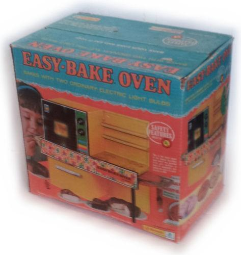 Original Easy Bake Oven Ebay