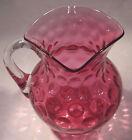 Antique Original Cranberry Glass