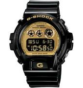 Black and Gold G Shock